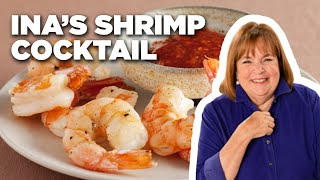 Barefoot Contessas Roasted Shrimp Cocktail Recipe | Food Network