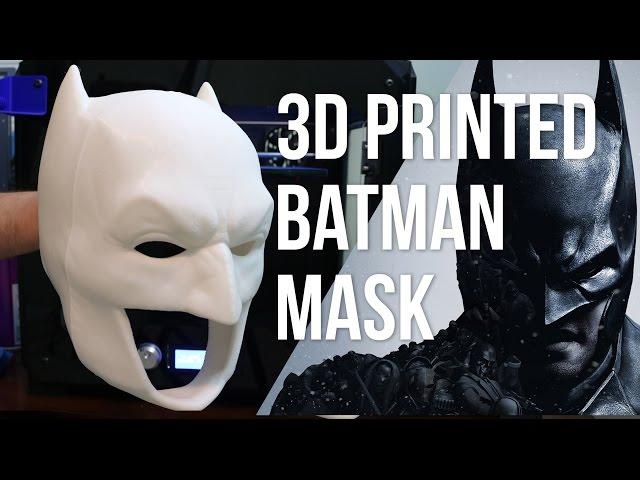 The-ultimate-3d-printed-batman