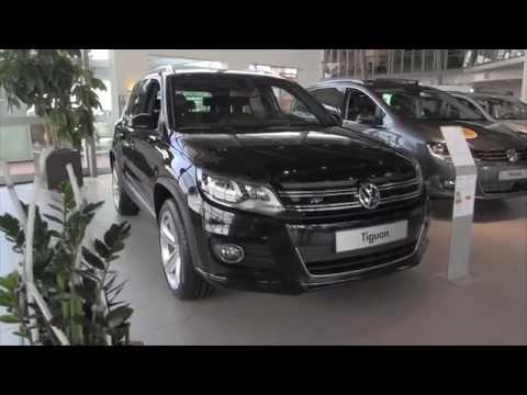 Volkswagen Tiguan R Line 2015 In depth review Interior Exterior