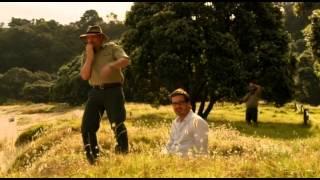 Short Poppies: S01: Bill Napier walkie talkie scene...