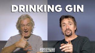 50 Minutes Of Richard Hammond & James May Drinking Gin