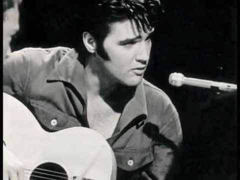 Elvis Earth Angel