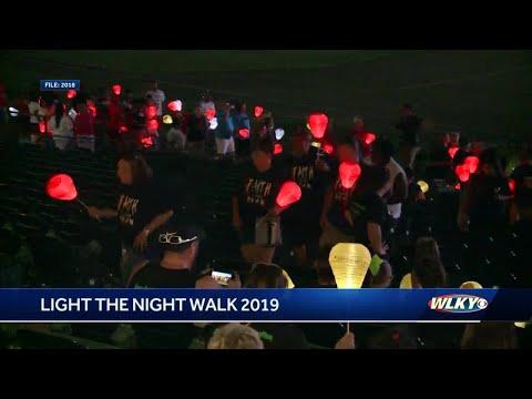 Leukemia and Lymphoma Society to host annual Light the Night Walk