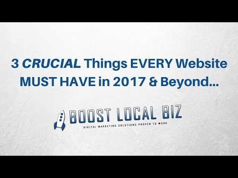 Small Business Website Tips: Make A Dope A$$ Website in 2018!!