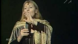 """Анна Герман и Лев Лещенко """"Эхо любви"""" Песня года - 1977"""