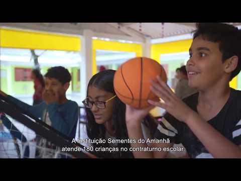 ONG Sementes do Amanhã - Vídeo