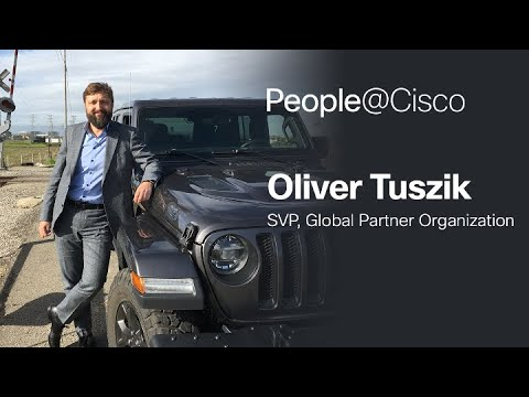 People@Cisco: Oliver Tuszik