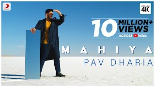 Pav Dharia – Mahiya   Manav Sangha   Rohit Negah   Punjabi Love Song 2021