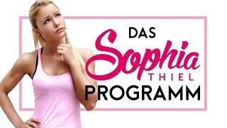 Das Sophia Thiel Programm | Einblicke | Q&A | Fitness