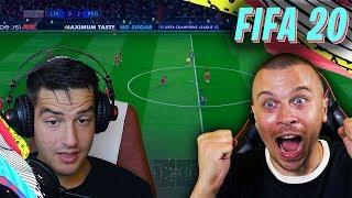 FIFA 20 - КРАСИ срещу ИЦАКА в БРУТАЛЕН МАЧ НА ФИФА 20!
