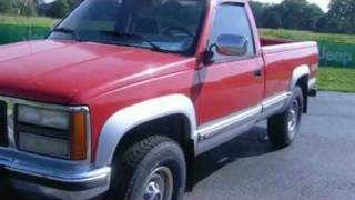 preview picture of video 'Used 1992 GMC Sierra 2500 Monroe MI'