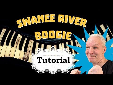 Swanee River Boogie piano tutorial