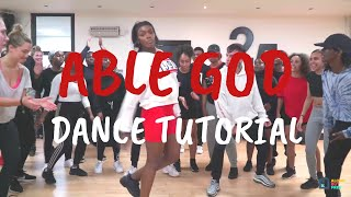CHINKO EKUN   ABLE GOD FT LIL KESH X ZLATAN IBILE [DANCE TUTORIAL]