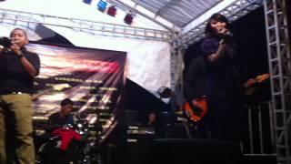 Spanicless - This Heart is A Stone (Acid House Kings  cover) live at Univ. Bhayangkara Bekasi