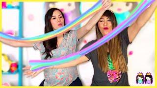 Rainbow Slime Challenge! DIY Satisfying Slime Compilation