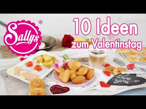 10 Frühstücks-Ideen zum Valentinstag / Brunch