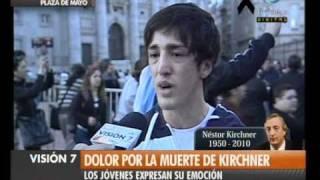 Visión Siete Falleció Néstor Kirchner 64