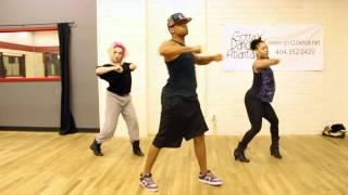 Chris Brown Countdown   Art of Seduction Class Choreo by John James
