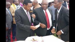 Gusii leaders warm up to Mutua's 2022 bid - VIDEO