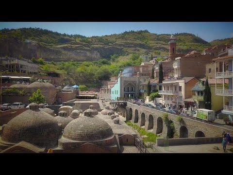 Τιφλίδα: Οι κρυμμένες ομορφιές της παλιάς πόλης