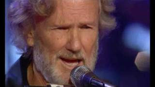"""Video thumbnail of """"Kris Kristofferson  - """"Why Me Lord"""""""""""