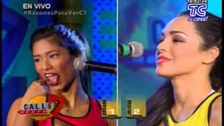 Calle 7 - Dina nomina a Julissa