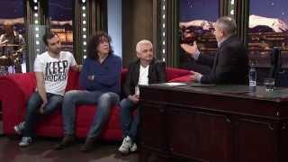 1. M. Suchánek, R. Genzer a O. Sokol - Show Jana Krause 11. 3. 2015