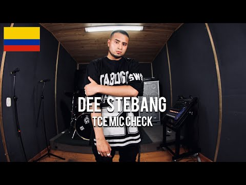 Dee Stebang - Untitled Mix [ TCE Mic Check ]