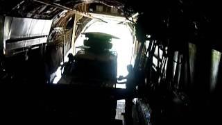 preview picture of video 'DSNG a entrar num IL-76'