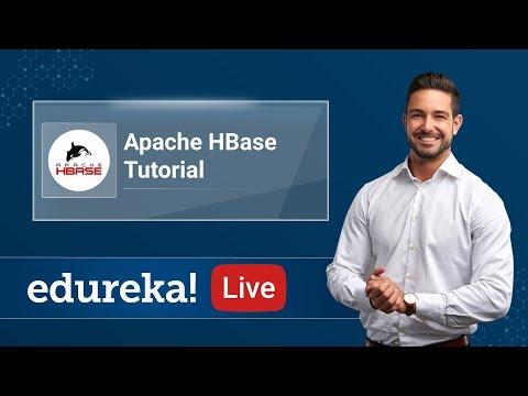 What is HBase   Apache HBase Tutorial for Beginners   Edureka ...