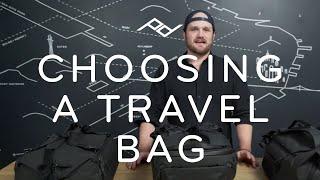 Choosing the Right Peak Design Travel Bag