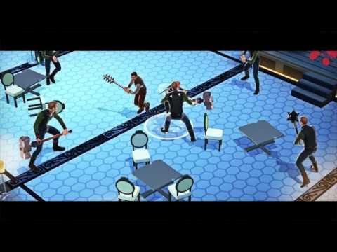 Vídeo do Into the Badlands Blade Battle