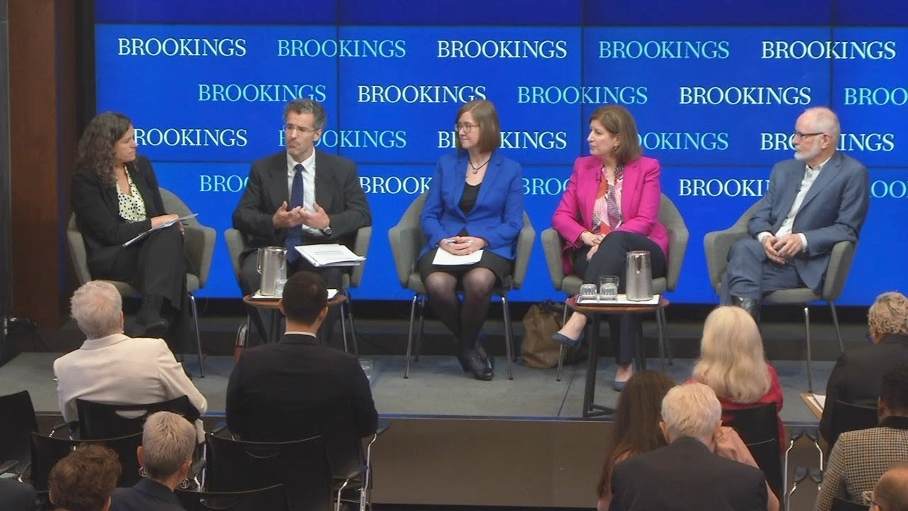 Panel 3: Innovative Policy Steps to Support Braiding & Blending of Funds