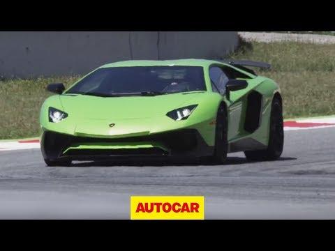 Lamborghini Aventador SV first drive