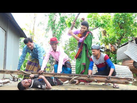 জুতা চোর | তারছেড়া ভাদাইমা | Juta Chor | ১০০% হাসির কৌতুক | Vadaima Koutuk 2020 | Matha Nosto