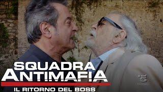 Gambar cover Squadra Antimafia, Il Ritorno del Boss - Riassunto sesta puntata
