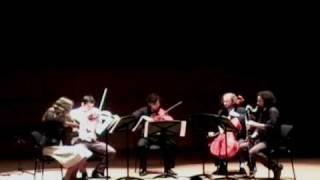 Keuris- Concertino voor basklarinet en strijkkwartet- part 2/2