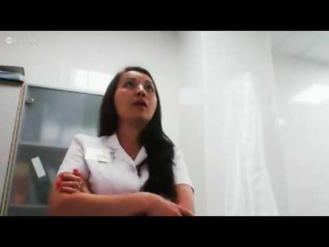 Доктор в кабинете скрытая камера пять!