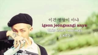 BTS - BAEPSAE (Crow Tit/Try Hard) Lyrics (HAN, ROM, & ENG) PICTURE CODED