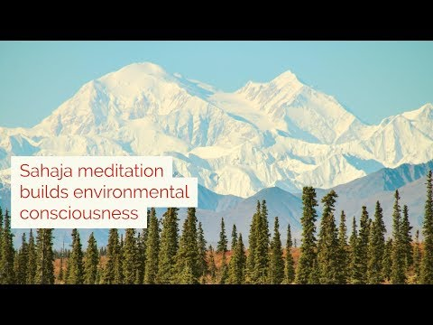 Sahaja makes you environment-conscious