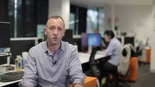 Watch Greg Collins discuss knowledge sharing with base2Services