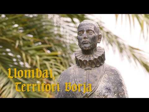 Llombai, territori Borja