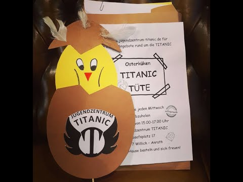 TITANIC Osterküken