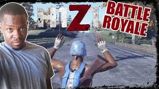 ROB IS ON FIYAH!! - H1Z1 Battle Royale Gameplay