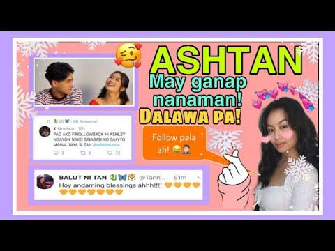 Ashley pinatunayang mahal si Tan?| ASHTAN may magkasunod na ganap nanaman! | Luisa Almonte Updates