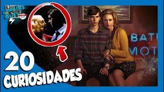20 Curiosidades De Bates Motel - ¿Sabías Qué..? #82 | Popcorn News
