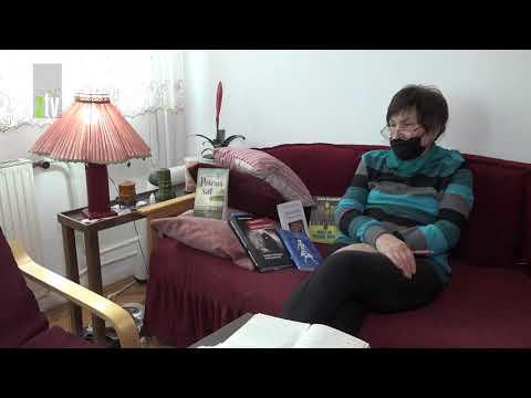 Borislava Ilić vodi čitalački dnevnik duže od šest decenija