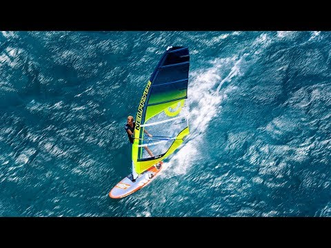 The 2018 V8 – NeilPryde Windsurfing