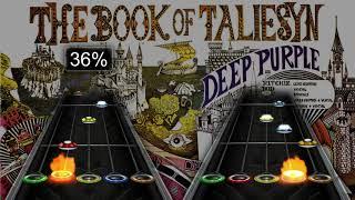 Deep Purple - Shield (Clone Hero Chart Preview)