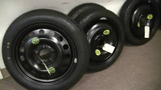 Spare Tires For MINI's